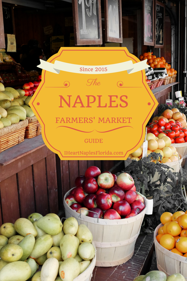 A Guide to Naples Farmers Markets